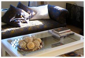 Vincent Benham Designs. Off-the-peg interior and spatial design